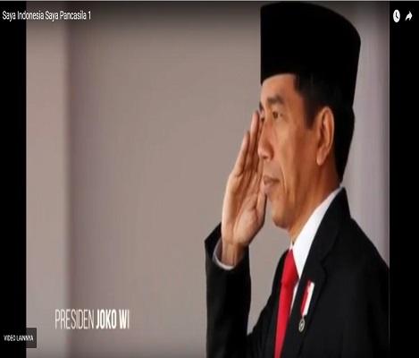 info grafis (Start Ceremony HAORNAS Bersepeda Bersama Presiden)